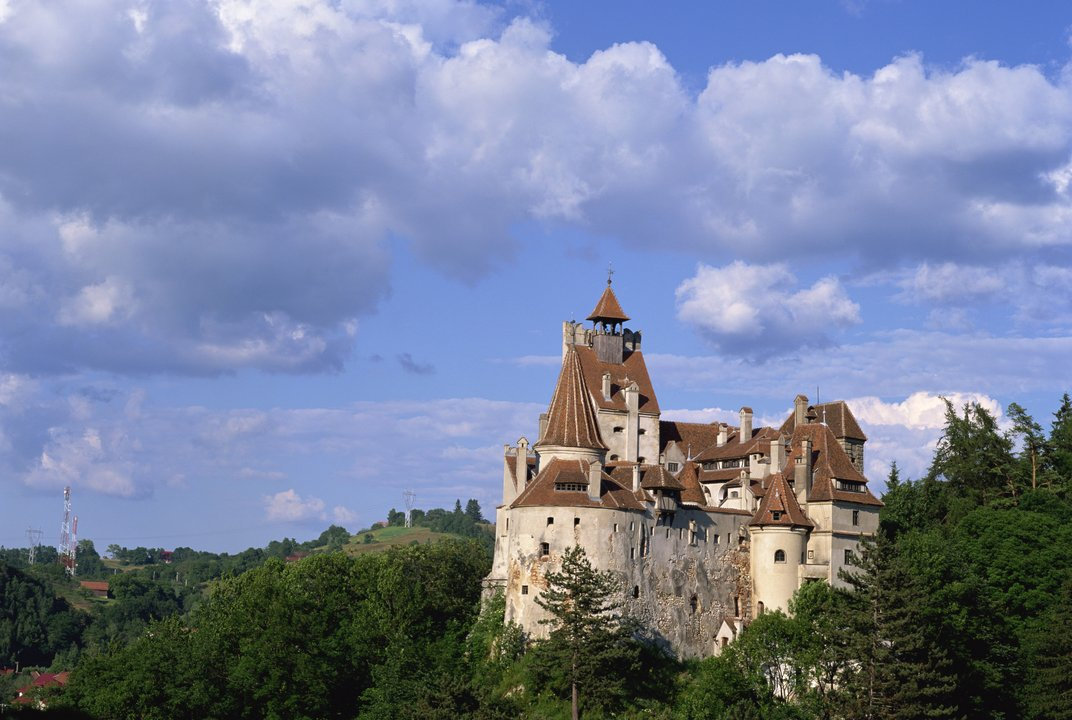 Dracula S Castle Is For Sale Smart News Smithsonian