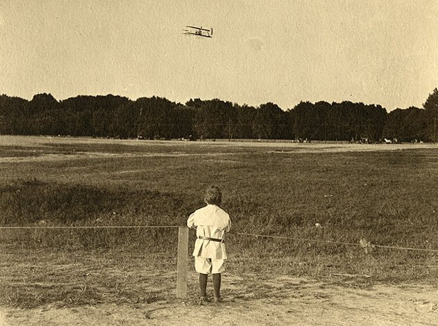 1908: The Year the Airplane Went Public   History   Air & Space