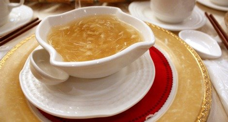 how to make shark fin soup
