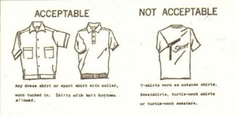an argument against dresscode and uniform in schools Public school dress codes: the constitutional debate amy mitchell wilson follow this and additional works at: instituted a uniform dress code the school had been.