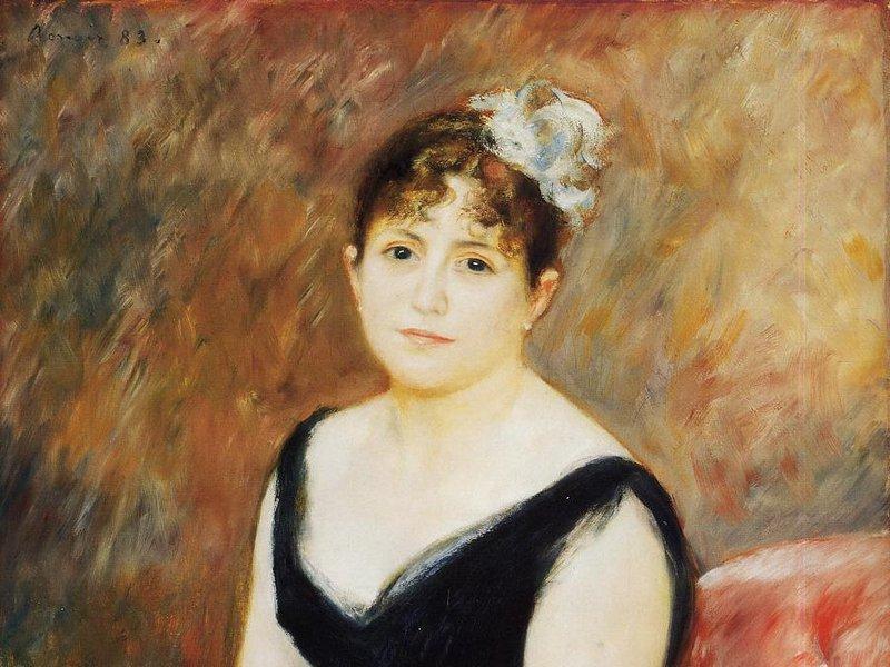 scientists revitalize the reds in renoir s faded painting smart news smithsonian. Black Bedroom Furniture Sets. Home Design Ideas