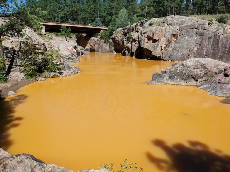 Why tens of thousands of toxic mines litter the u s west science