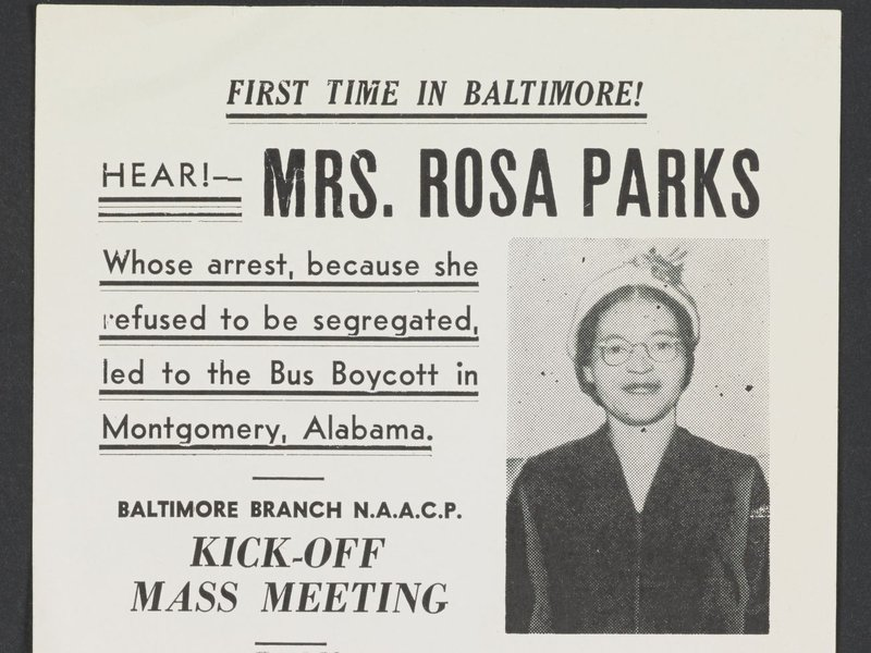 Rosa Parks' Papers Are Now Online | Page 6 | Smart News | Smithsonian