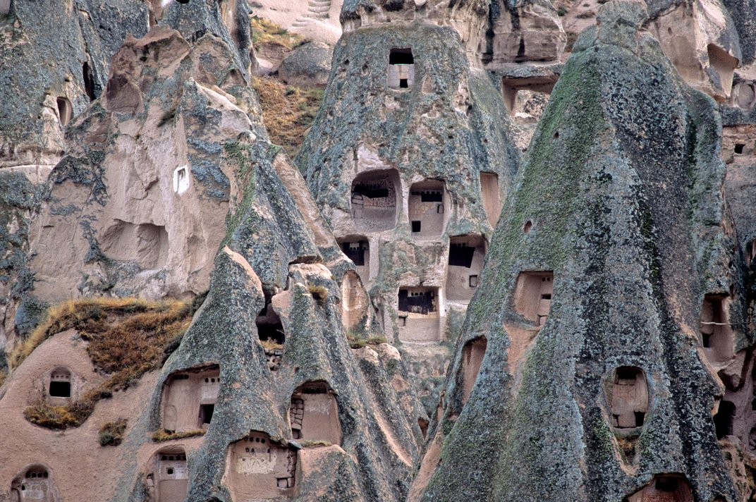 Turkeys Fairy Chimneys Were Millions of Years in the ...