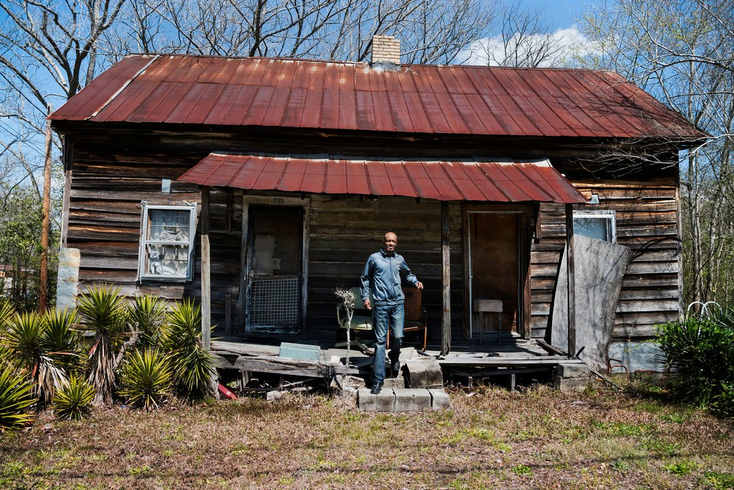 The Deep South As Seen Through The Eyes Of Renowned