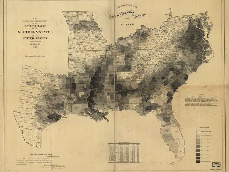 ... How Slavery Expanded Across the United States | History | Smithsonian