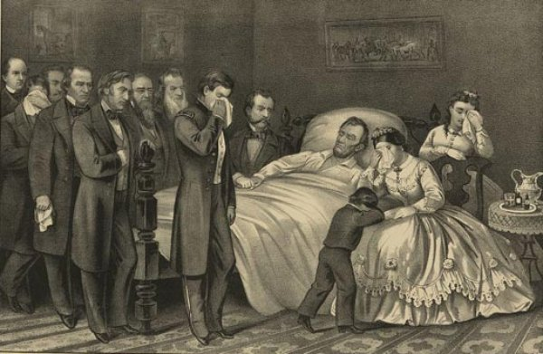 american innocence that died with the assassination of abraham lincoln Assassination of abraham lincoln: lincoln died the next morning the assassination which had signaled the effective end of the american civil war lincoln.