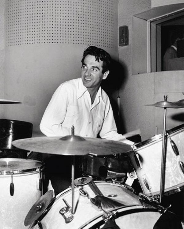 Gene Krupa A Drummer With Star Power Arts Amp Culture