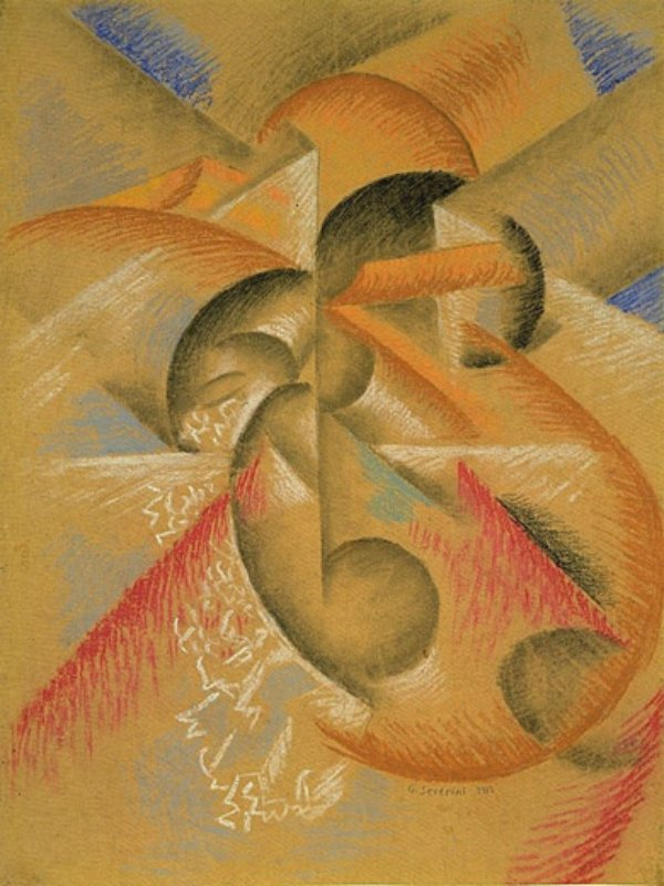 How Futurist Art Inspired The Design Of A Bmw Arts