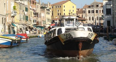 Getting Around Venice By Vaporetto Rick Steves Smithsonian
