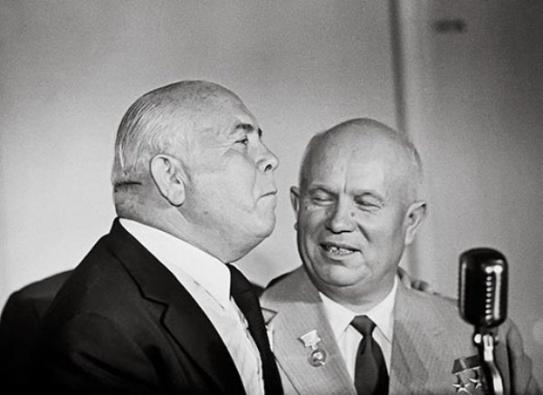 the life and times of nikita sergeyevich khruschchev Nikita khrushchev news national affairs editor and assistant managing editor for life magazine the new york times, october 23, 1988.