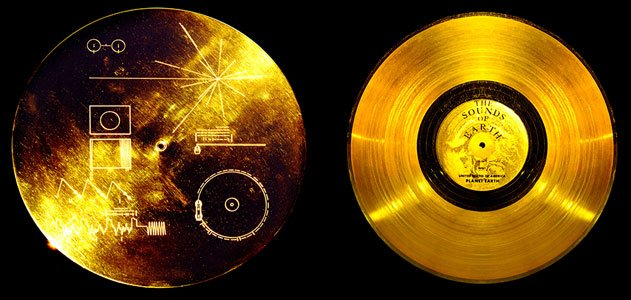 The Golden Record consists of 115 analogencoded photographs
