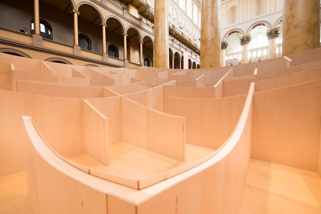 The winding history of the maze travel smithsonian for New york based architecture firms