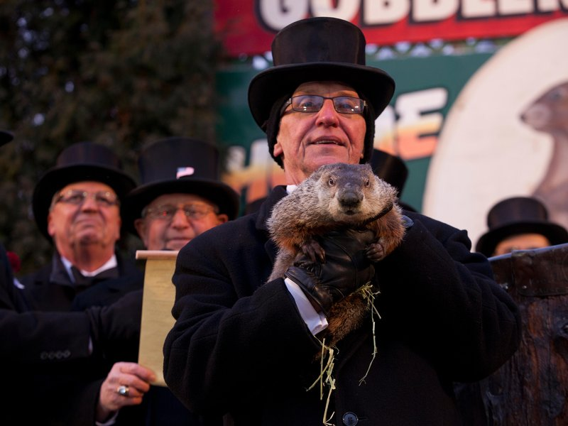 punxsutawney single guys Punxsutawney phil saw his shadow early thursday morning during his 131st ceremony in pennsylvania  'they are two guys who love each other': sesame street writer backtracks on claim bert and .