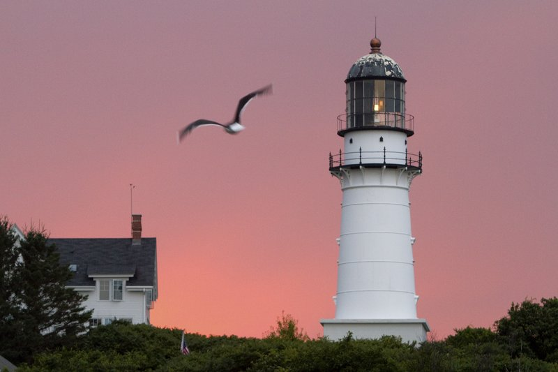 Maine 39 s most interesting lighthouses page 4 travel for What state has the most lighthouses