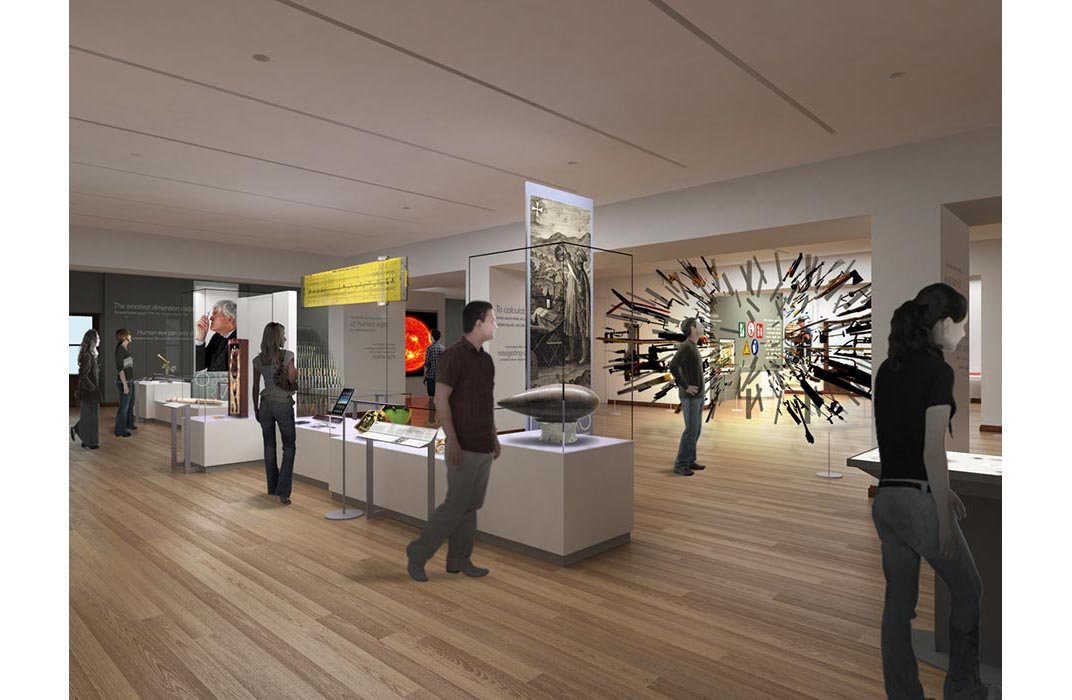 D Rendering Exhibition : With a new name and look the cooper hewitt is primed