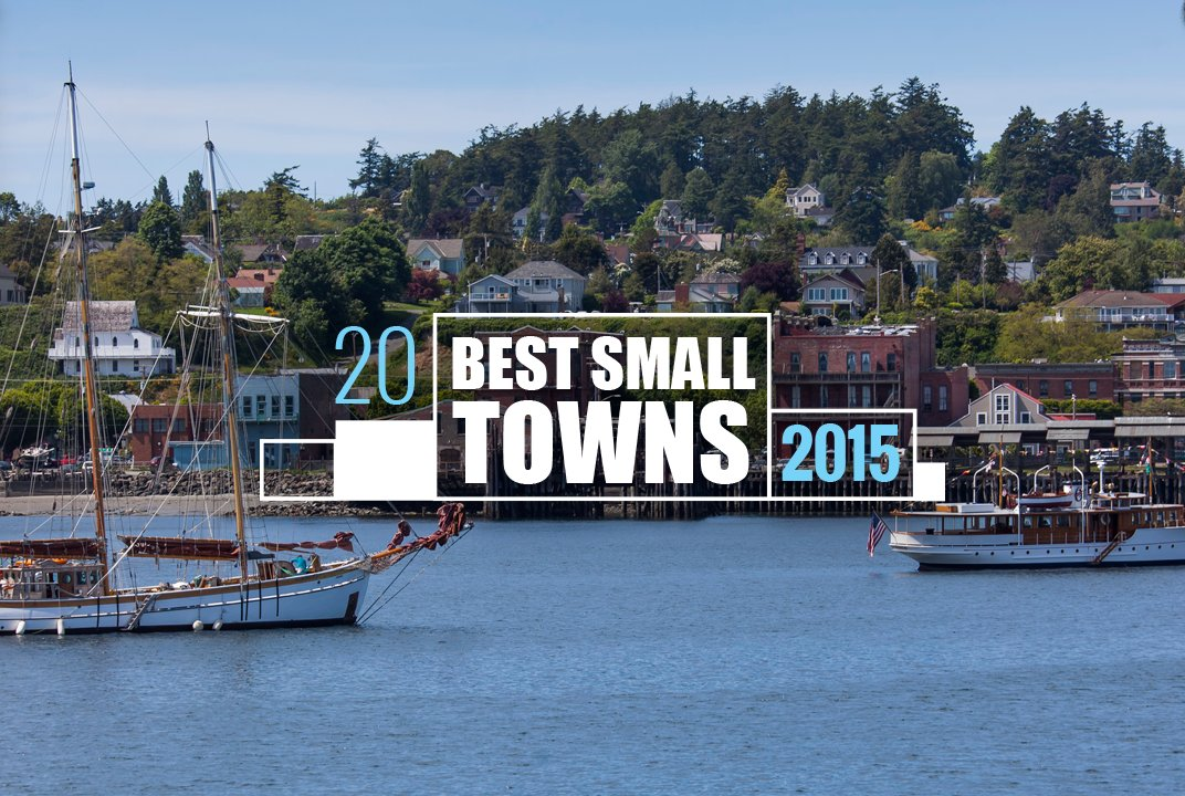The 20 Best Small Towns To Visit In 2015 Travel
