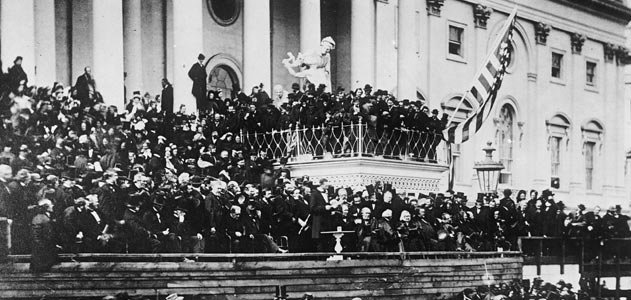 analysis of abraham lincolns second inaugural Hands down the most moving inaugural address in american history is the  second inaugural address given by president lincoln, little over a.