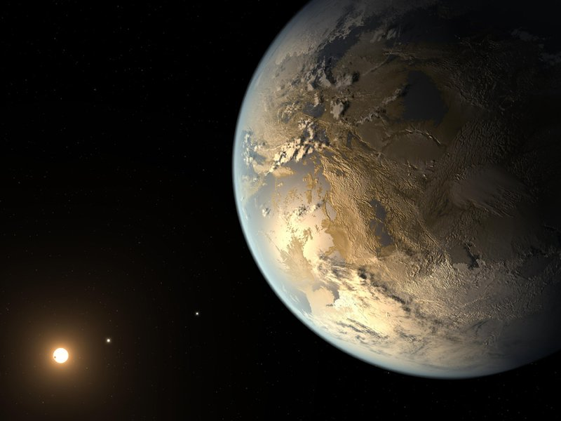 planets with life other than earth - photo #7