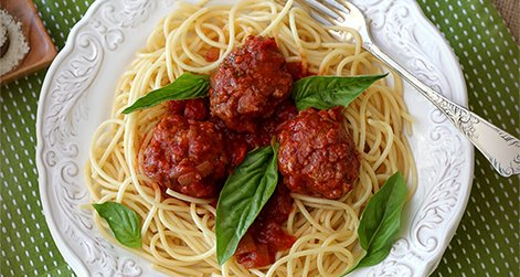 Is Spaghetti and Meatb...