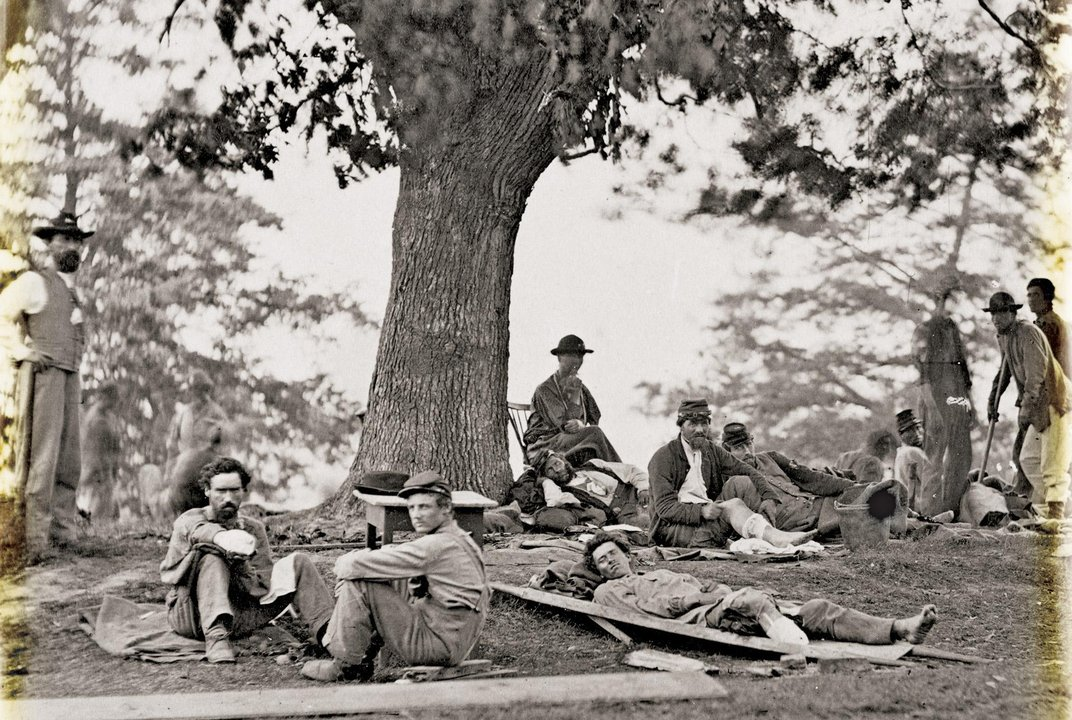 Did Civil War Soldiers Have PTSD? | History | Smithsonian