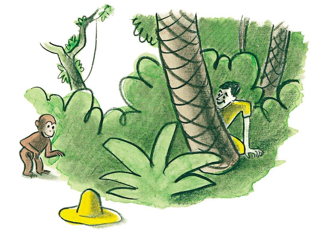 A literary analysis of curious george
