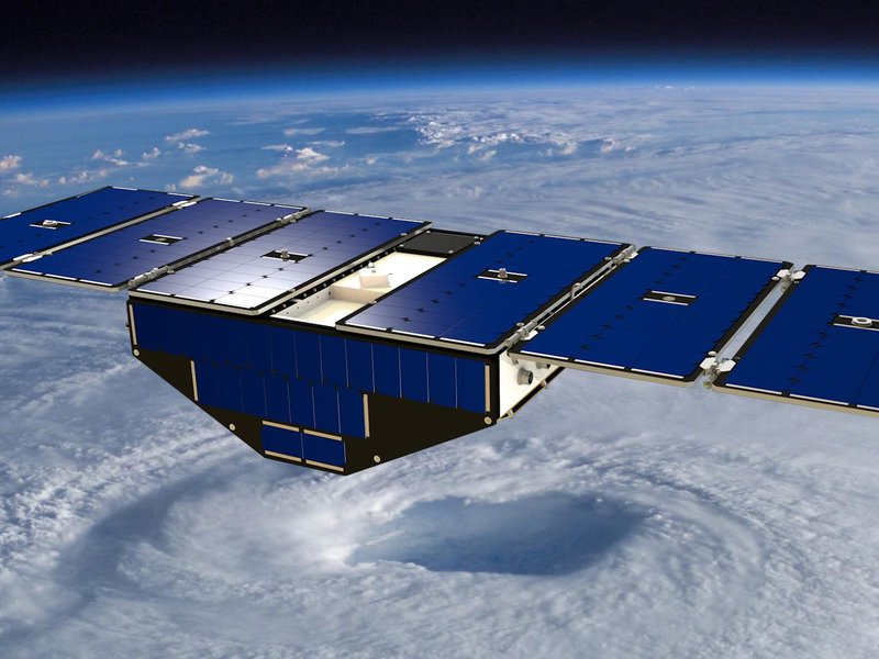 New Satellite Network Will Watch Hurricanes Grow | Daily ...