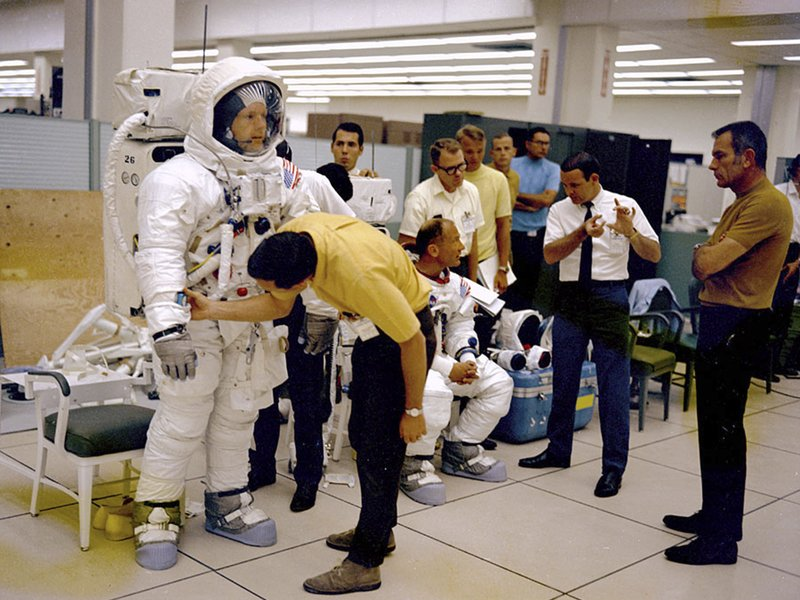 neil armstrong astronaut training - photo #7