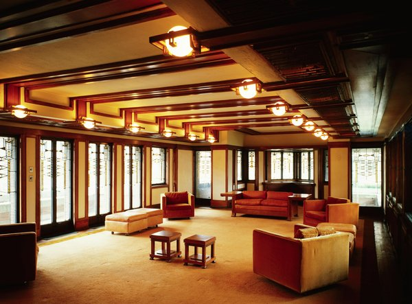 Frank lloyd wright buildings nominated for unesco world - Frank lloyd wright style ...