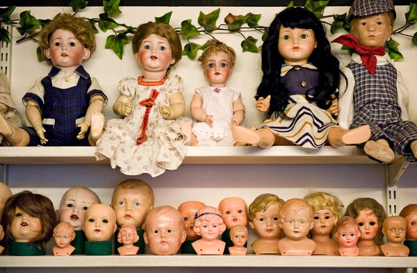 The History Of Creepy Dolls History Smithsonian