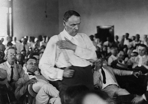 An interview with the lawyer who discovered Clarence Darrow's letters