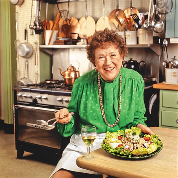 Julia Childs Kitchen: Julia Child's Recipe For A Thoroughly Modern Marriage
