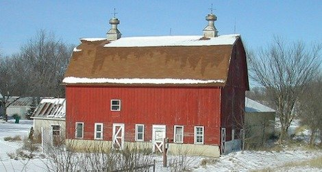 Barns Are Painted Red Because Of The Physics Of Dying
