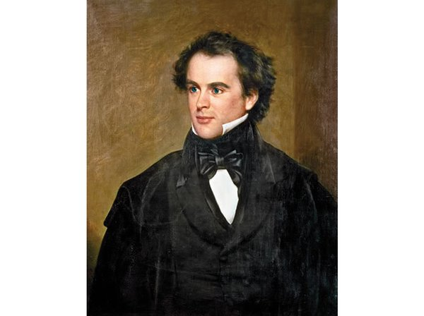 An essay on hypocrisy in the scarlet letter by nathaniel hawthorne