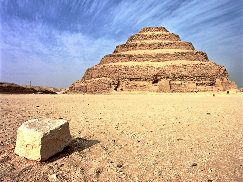 Restoration Of Egypt's Oldest Pyramid May Be Harming it ...