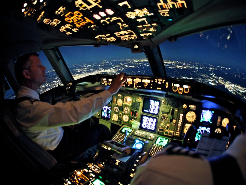 Think Your Job Is Depressing Try Being An Airline Pilot